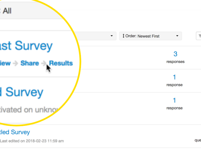 Workflow improvements launched with SurveyTown release – March 2018